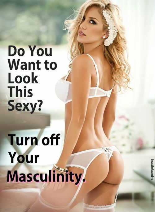 Reject your masculinity