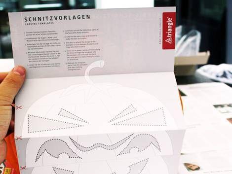 Ausgezeichnet Halloween Carving Schablonen Galerie - Ideen färben ...