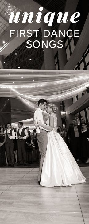 51 Unique First Dance Wedding Songs & How to Pick Yours | Photo by Brian Bossany Photography
