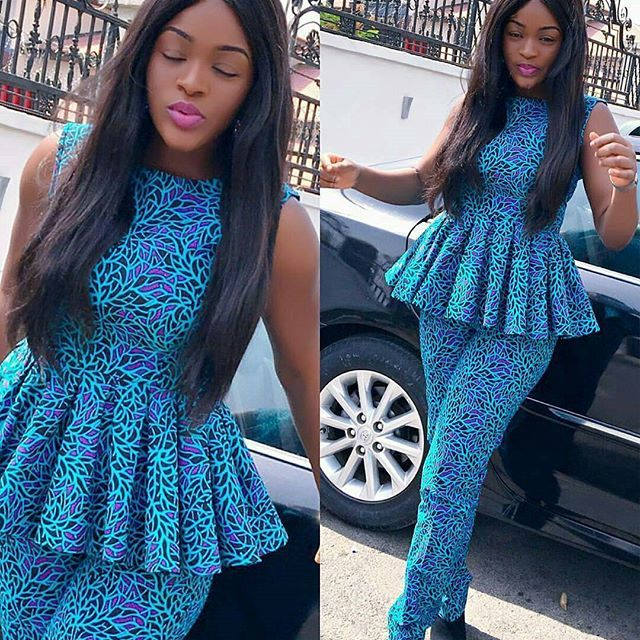 Hello Ladies..... Check out some lovely Stylish Ankara Styles 2017 and Aso Ebi Styles that will make you fill on top of the world at any of the owanmbe party you planning to attend this month.... so what are you waiting just scroll down and make a choice of yours ... #Ankara styles #Aso Ebi Styles