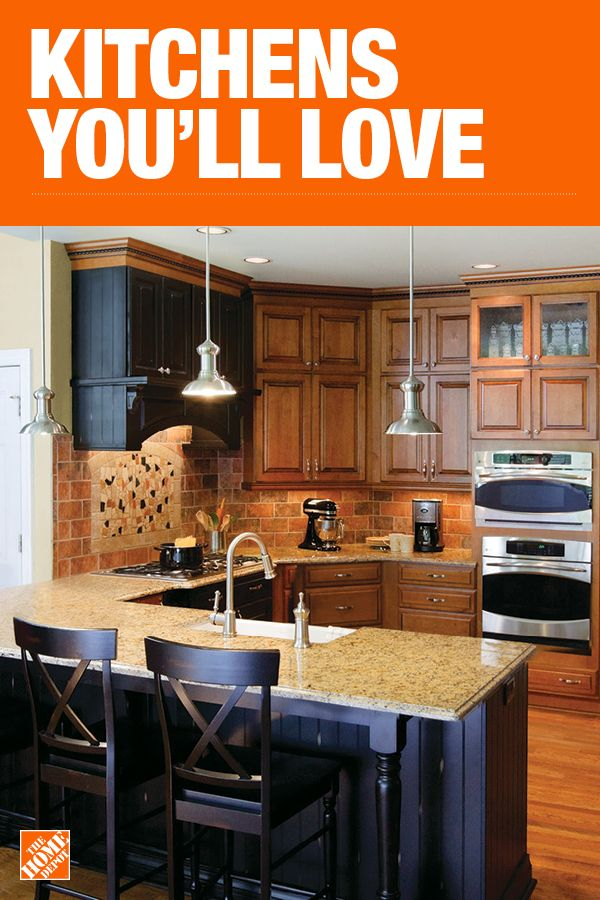 The Home Depot Has Everything You Need For Your Improvement Projects Click To Learn More And Available Kitche Kitchen Ideas Inspiration In
