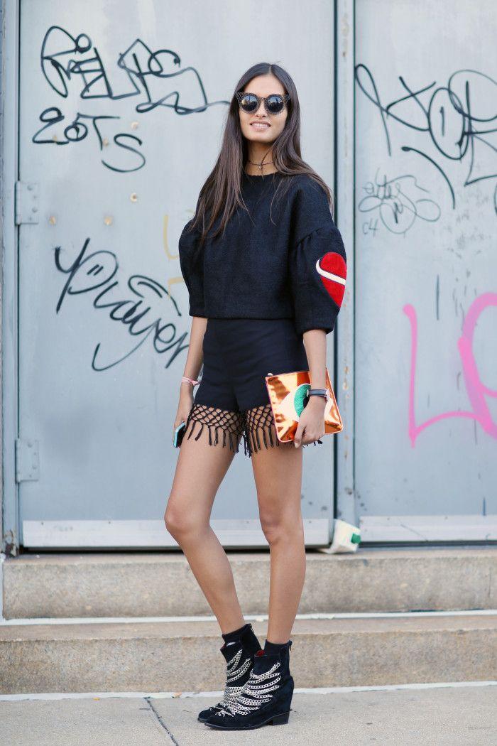 Svarta shorts under 300 kronor!
