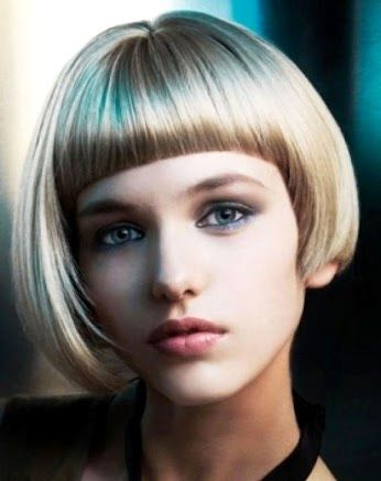 A variation of the 'Lola' from TONI&GUY Divert Collection - Asymmetrical Bob #toniandguy #divertcollection