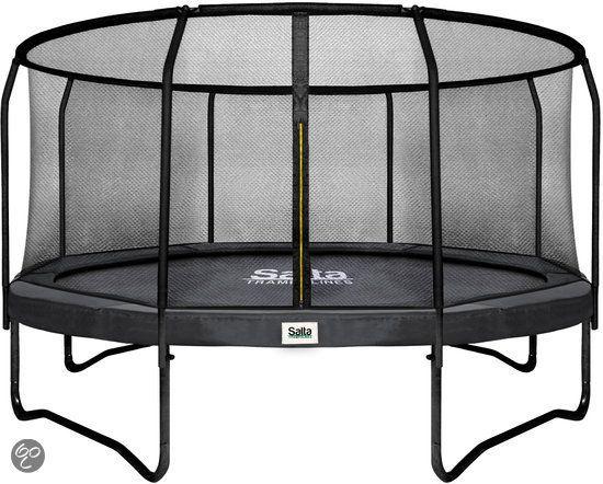 Salta Premium Black Edition Combo Trampoline - 366 cm - Inclusief Veiligheidsnet - Zwart Bol 399 euro