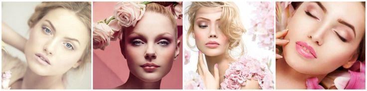 Maquillaje romántico para una novia natural » Mi Boda #makeup #bodas #novias #ideas #inspiración #MiBoda