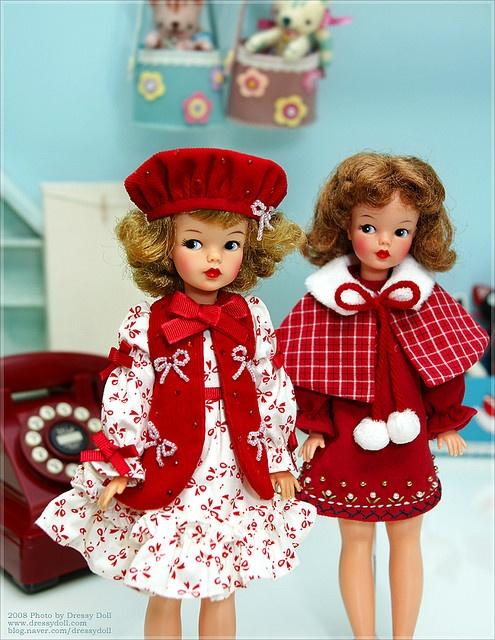 Two Tammy Dolls.... I still have mine