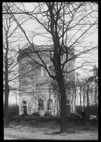De watertoren aan de Utrechtseweg 174....