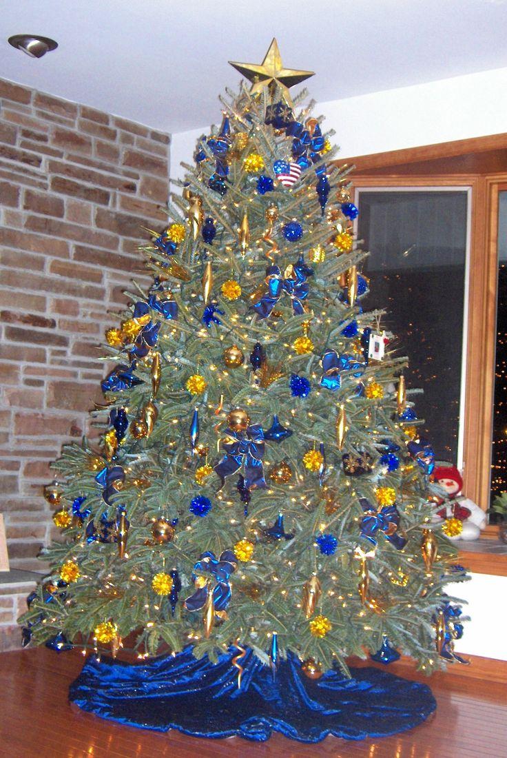 Career christmas ornaments - Tree