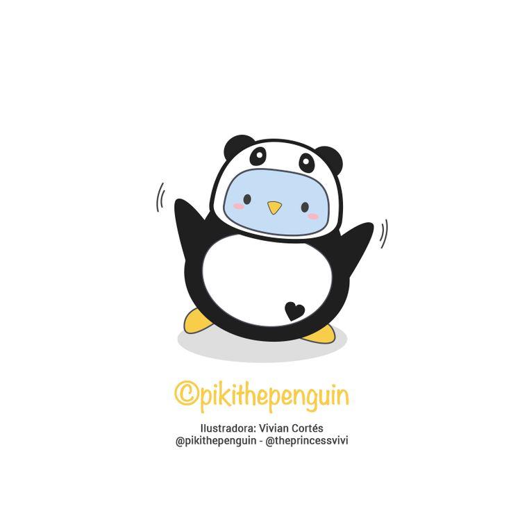 Piki quiere ser un panda <3