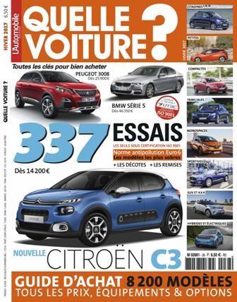 LAutomobile magazine Hors-Série N38  Hiver 2017
