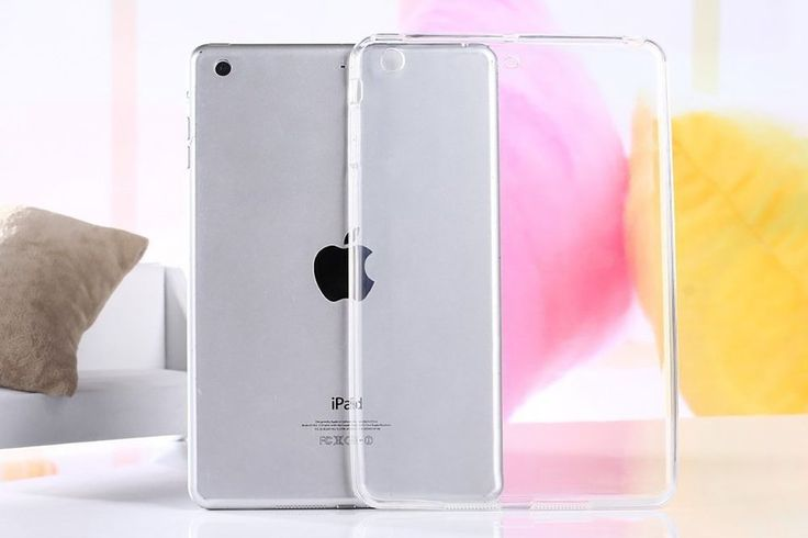 ultra thin soft gel tpu silicone clear transparent case cover for #ipad 2 / 3 / 4 from $1.72