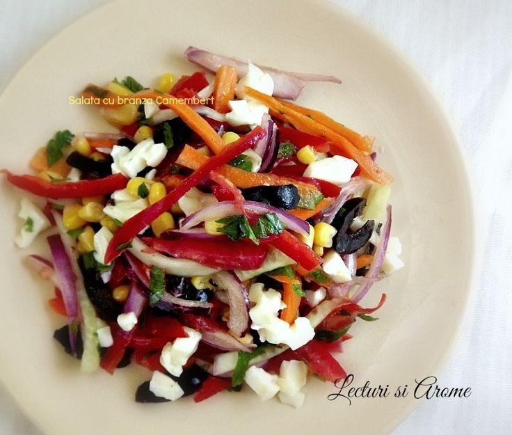 O colectie de retete de salate pe care le puteti gasi pe site