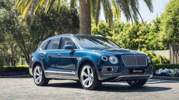 2020 Bentley Bentayga Bentley Truck Bentley Suv New Bentley
