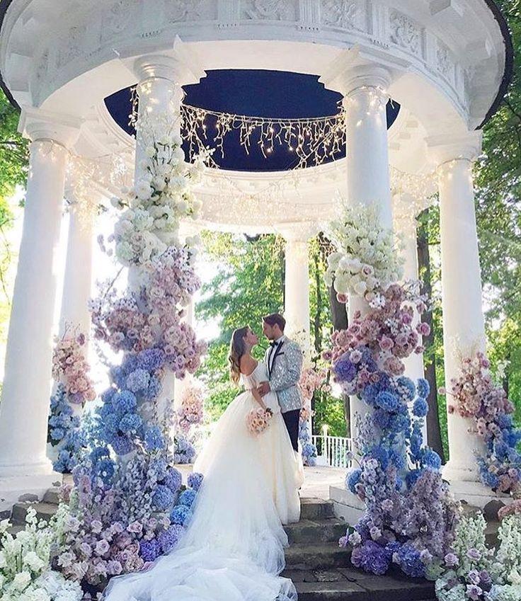 Formal Wedding Reception Attire