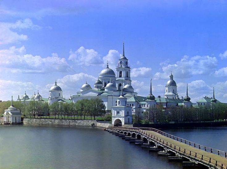 Monastero di Saint Nilus, Russia