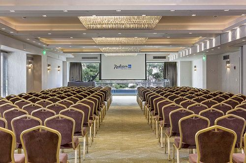 Tailored to suit your meeting or event Green Garden - Radisson Blu Park Hotel Athens  http://www.rbathenspark.com/