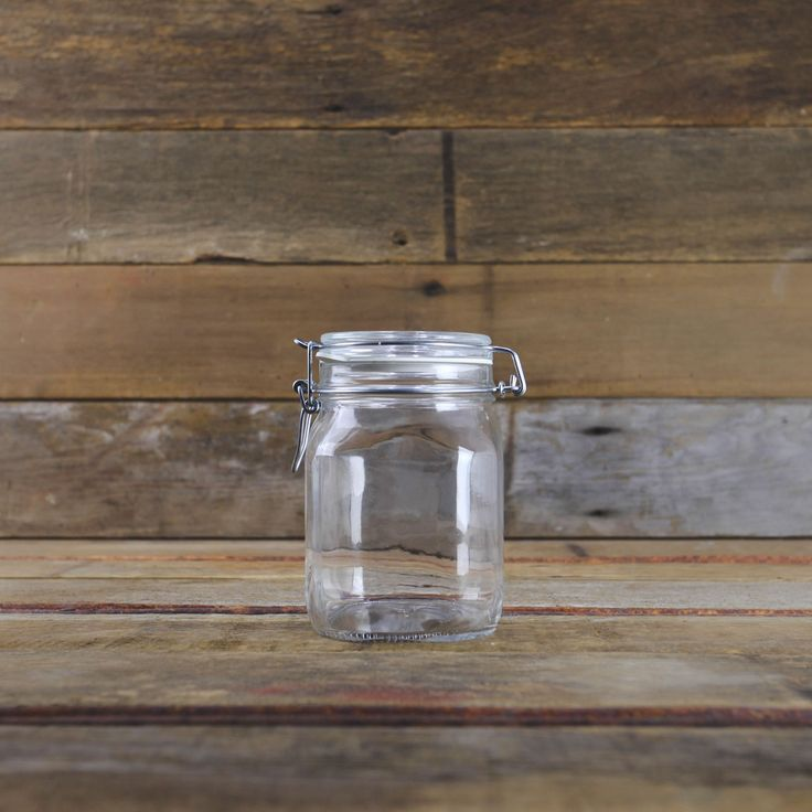 Fido 1 Liter Storage Jar for Canned & Dry Goods - Canning Equipment