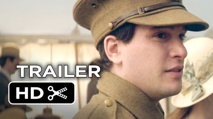 Testament Of Youth Official US Release Trailer #1 (2015) - Kit Harington...