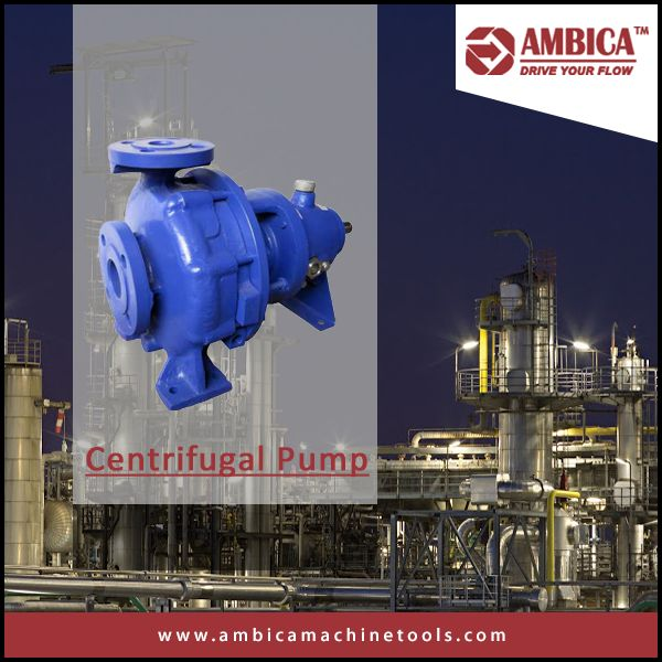 The best quality #CentrifugalPump manufactured and supplied by the #AmbicaMachineTools. We are specialized in providing high performance centrifugal pump. 🌐 http://www.ambicamachinetools.com/centrifugal-pump-manufacturer.htm