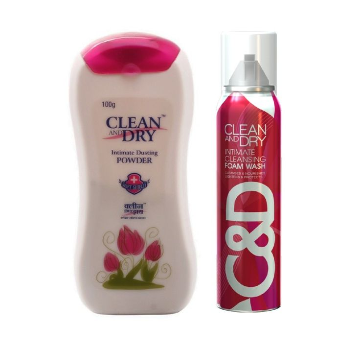 Complete Care Pack Clean And Dry Foam And Powder Buy Online at Best Price in India: BigChemist.com