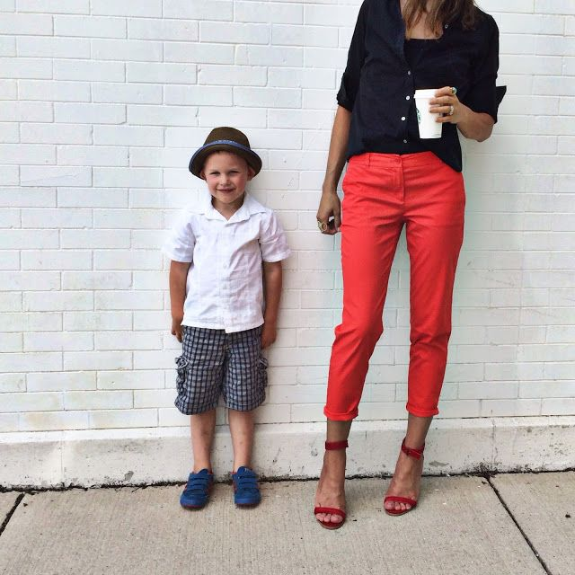 Cool Mom Style