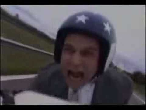 Funny Test Drive of a Yamaha R1 Bike - YouTube