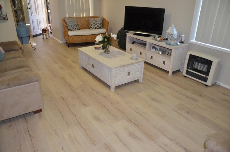 Vintage Antarctic Laminate Flooring