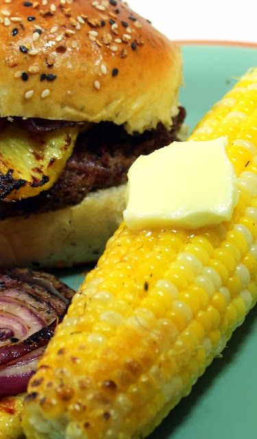 Grilled Corn on the Cob... Simple Recipe for FRESH Corn  It only comes around a few short weeks in the summer, but there is nothing like truly FRESH Corn on the Cob.  There are a few simple tricks and tips to get fabulous fresh corn cooked perfectly on a grill.  Comes out moist, tender, succulent and DELICIOUS, dripping with seasonal speciality!!!  NOTHING LIKE GRILLED FRESH CORN ON THE COB... My Favorite!