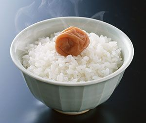 Japanese rice recipes! (including sushi rice)