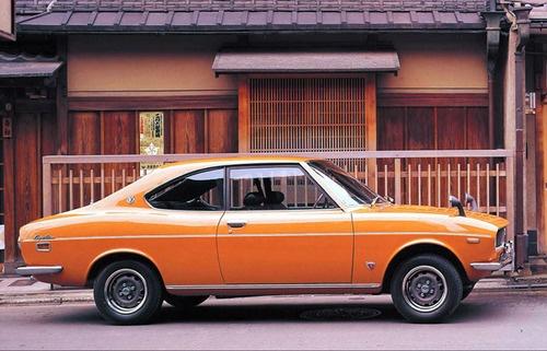 Mazda Capella 20 Coupe