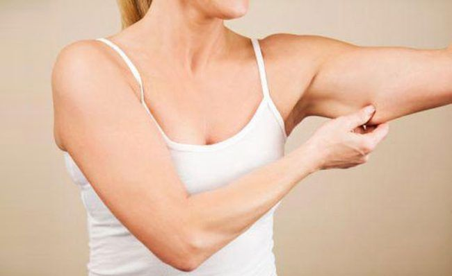 Rutinas para adelgazar los brazos