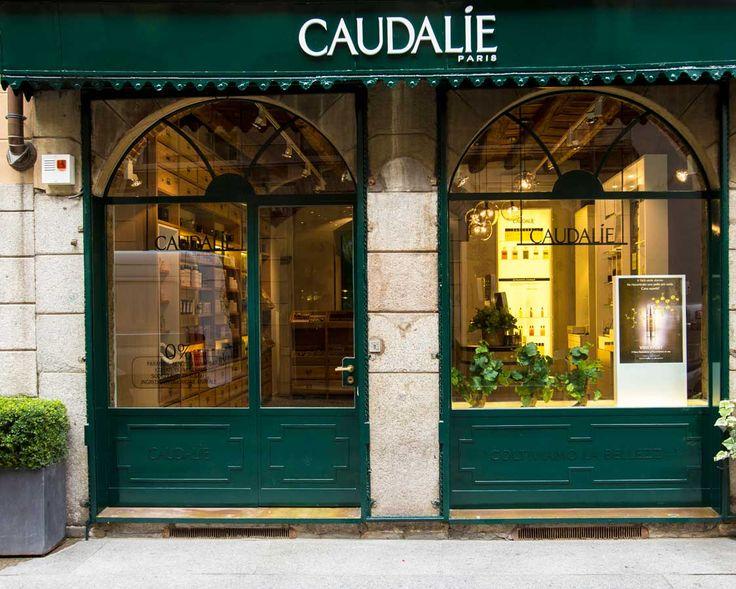 Boutique Caudalie Milano, nasce un vigneto in Brera http://www.thebeautypost.it/5844-boutique-caudalie-milano/ #caudalie #spa #piantaunavite