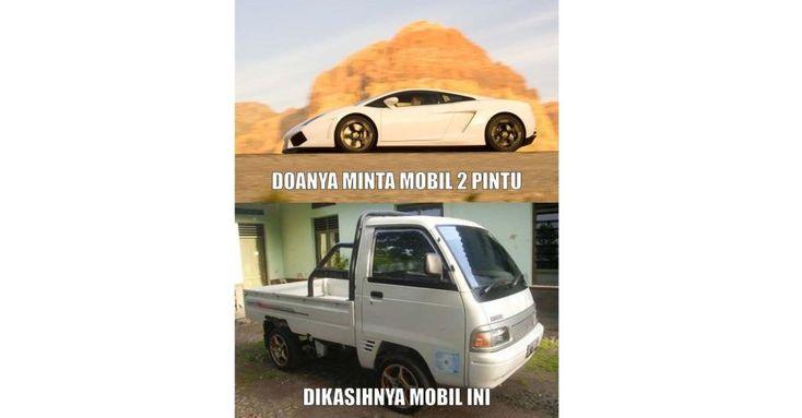 Meme memang menjadi sarana berbagi hal lucu yang sederhana. Simak 12 meme mobil lucu yang berhasil dirangkum MobilKamu disini!