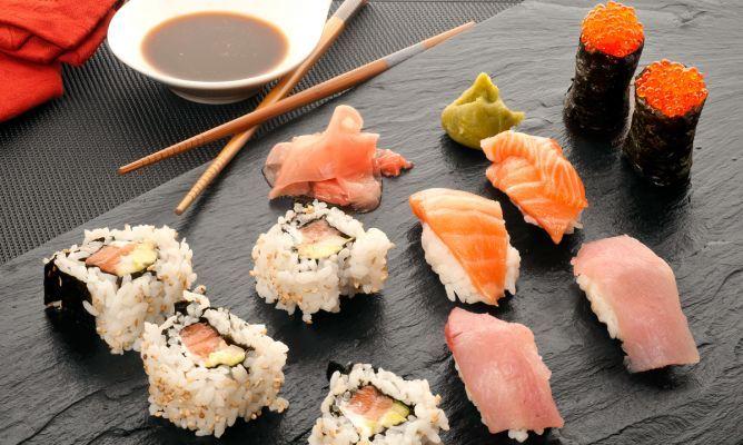 Sushi Bruno