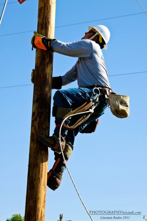 113 Best Images About Telephone Pole Climbers On Pinterest