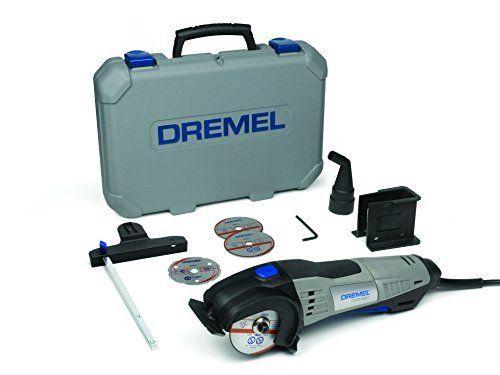 DREMEL DSM20-3/4 Scie Compacte (710 W), 3 Adaptations, 4 Accessoires: Price:105.13 Cet outil est proposé sous forme de kit CONDITIONNEMENT…