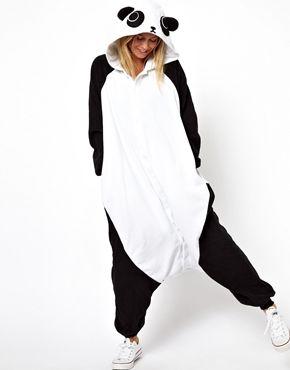 Image 4 - Kigu - Combinaison intégrale panda