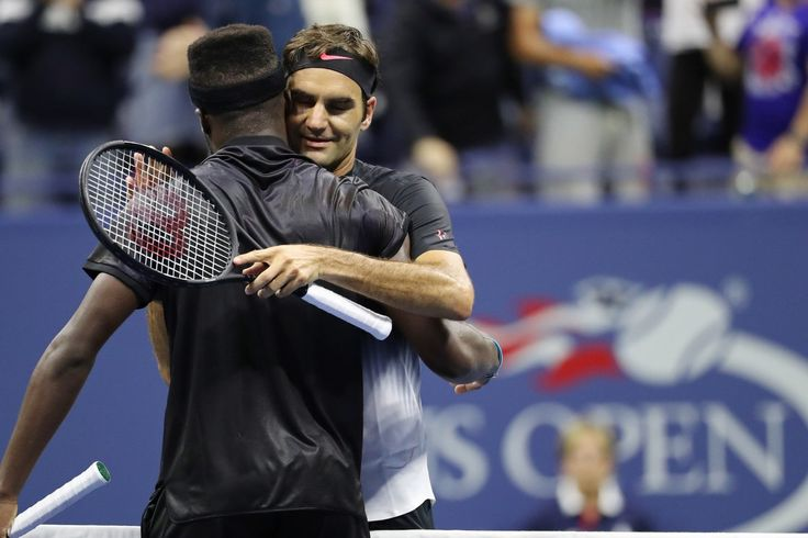 Hyattsville native, 19, pushes legend to five sets under the roof at Arthur Ashe Stadium.