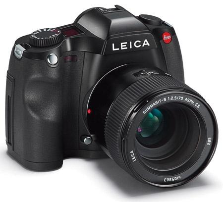 Leica S (Typ 006) Medium Format DSLR Kamera Benutzerhandbuch (Eigentümer Instruction)