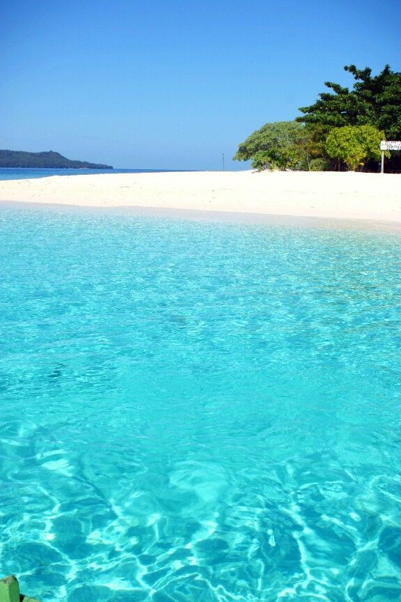 Lihaga Island ,Manado,Indonesia.clear water beach indonesia - Google Search