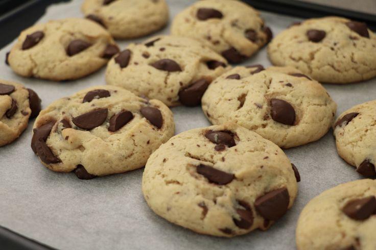 Dairy Free Chocolate Chip Cookie Recipe