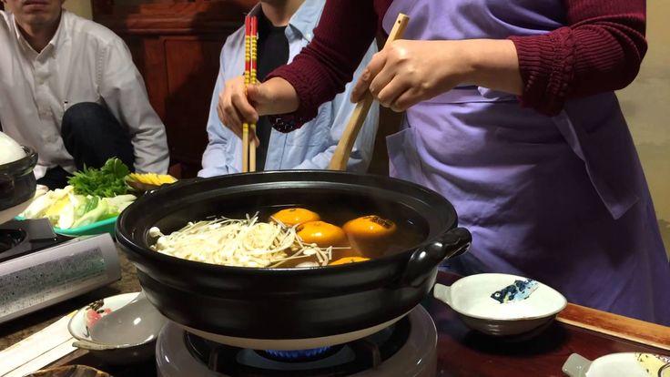 みかん鍋  -Japanese Mandarin Nabe