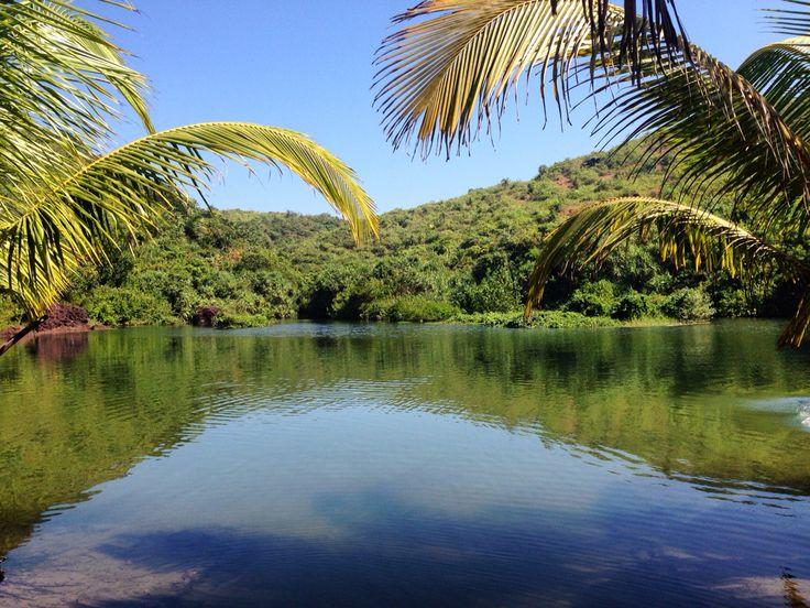 Sweet Lake, Arambol, North Goa, India