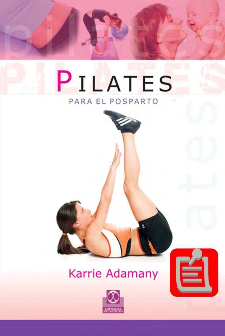 Karrie adamany   pilates para el posparto