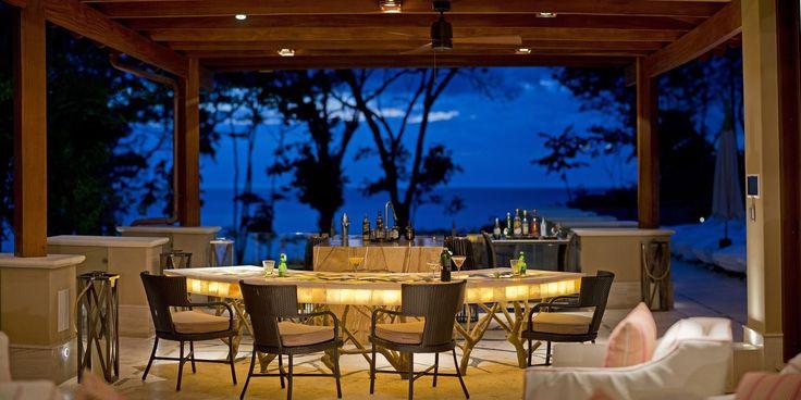 See Inside the Kardashians' Costa Rica Vacation Home - HarpersBAZAAR.com