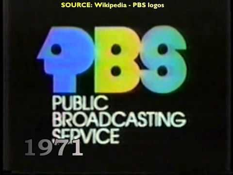PBS (Public Broadcasting Service) Ident / Timeline 1952 - 2009