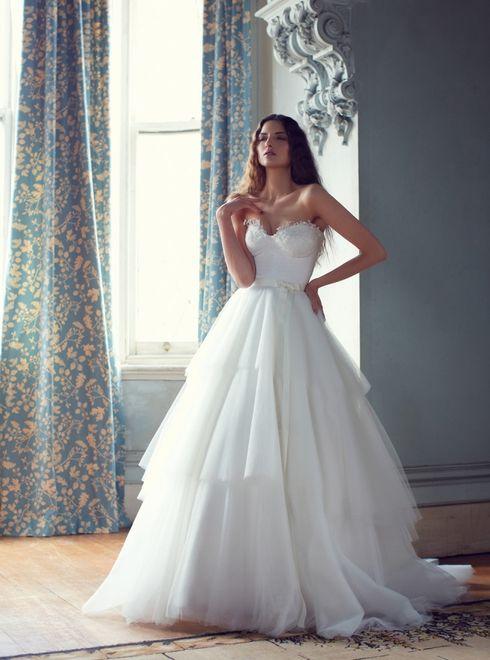 Karen botha wedding dress