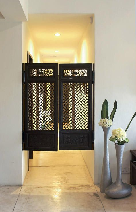 17 best images about iron gates room dividers on pinterest for Decoration design salon