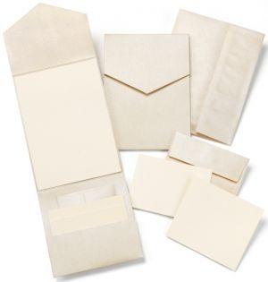 Best 25 wedding invitation kits ideas on pinterest diy wedding champagne shimmer diy pocket invitation kit set of 25 junglespirit Image collections