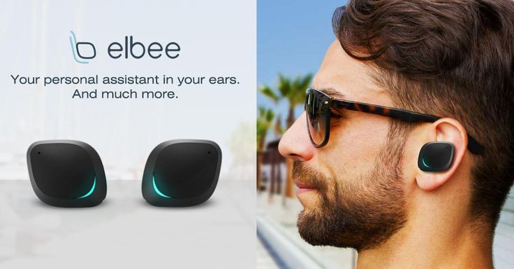 Win a FREE Elbee and be the first to use smart wireless headphones. Say goodbye to tangled up wires and use voice commands or head movements to control your phone and to manage apps intuitively.